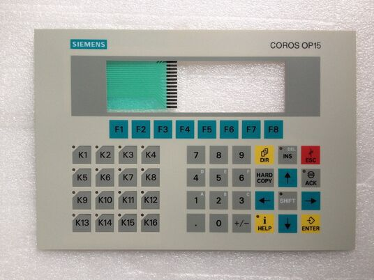 все цены на 6AV3515-1EK30-1AA0 6AV3 515-1EK30-1AA0 COROS OP15 Compatible Keypad Membrane онлайн