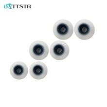 IMTTSTR yumuşak silikon kulak ucu kapak değiştirme kulaklık kapakları SONY WI H700 C600N C400 kulaklık kollu