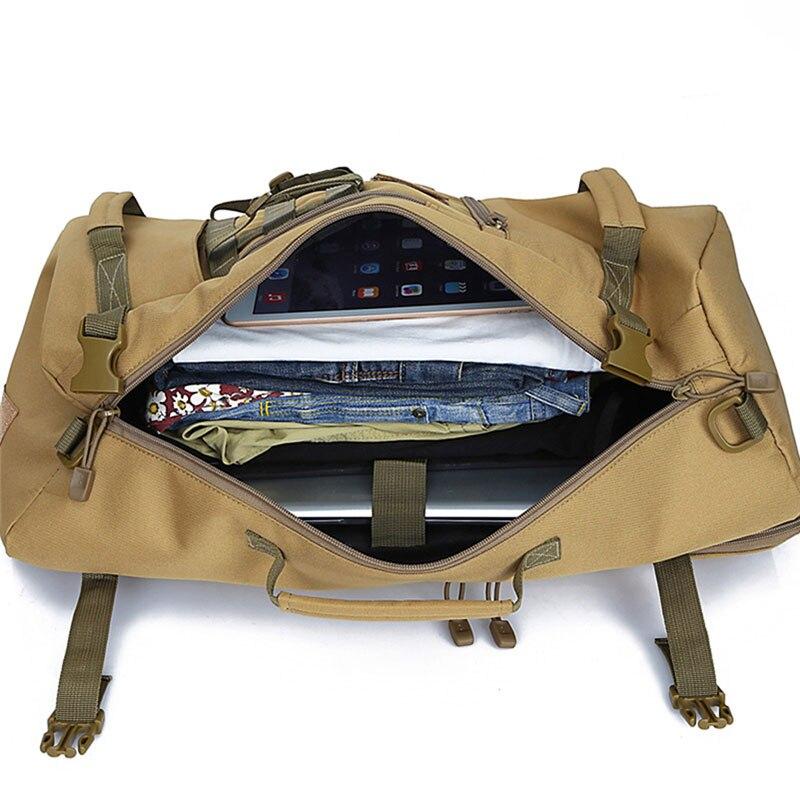 LION LOCAL 50L militaire tactique sac à dos randonnée Camping sac à dos sac à bandoulière hommes randonnée sac à dos mochila feminina - 6