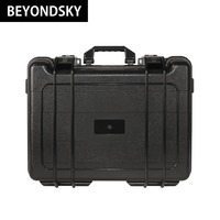 DJI Ronin M Waterproof Box Drone Case For Quadcopter Plastic Protective Standard Suitcase Impact Resistant Aluminum