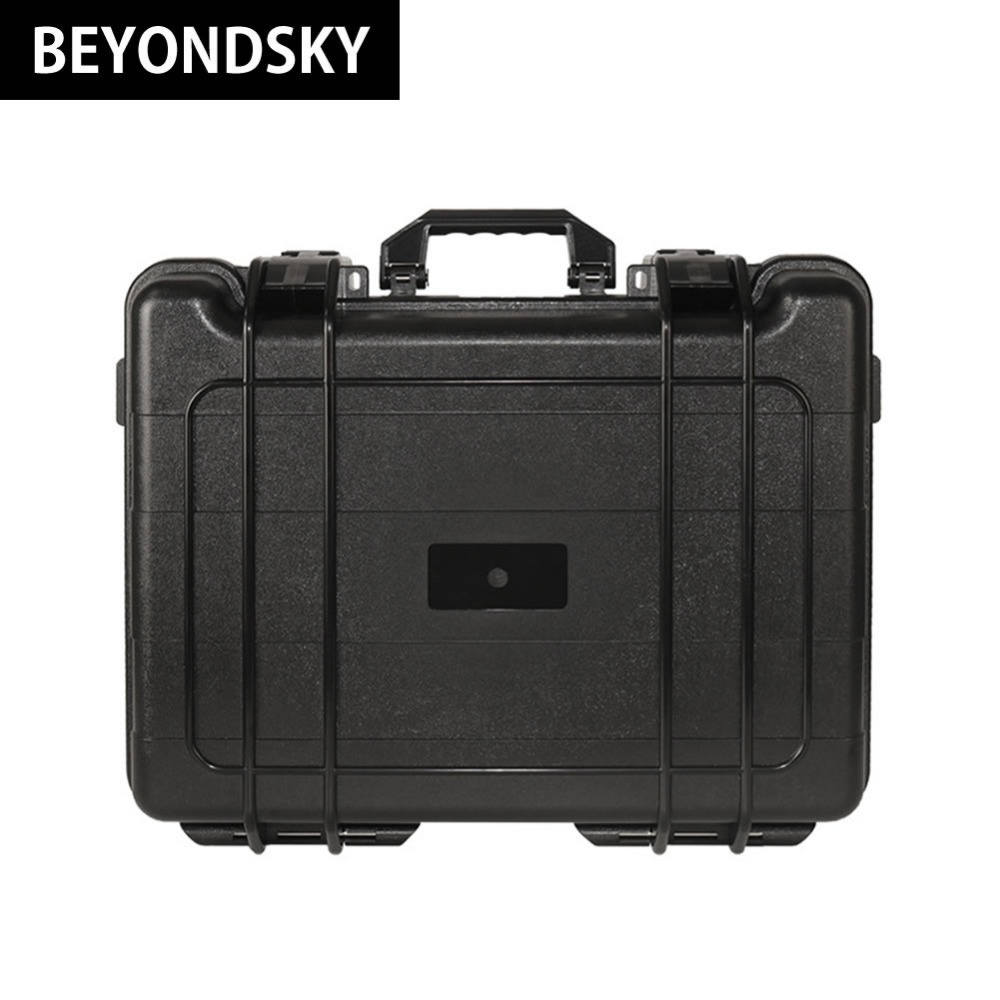 DJI Ronin-M Waterproof Box Drone Case For Quadcopter Plastic Protective Standard Suitcase Impact Resistant  Aluminum On Luggage rcyago safety shipping travel hardshell case suitcase for dji goggles vr glasses storage bag box for dji spark drone accessories
