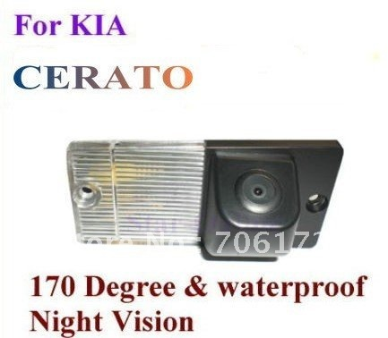 Factory selling Special Car Rear View Reverse backup Camera rearview parking for Kia Cerato