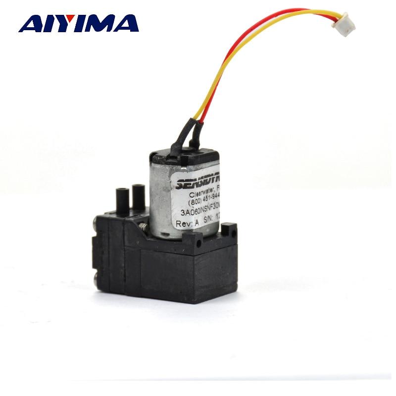 AIYIMA Mini Air Pump SENSIDYNE DC Diaphragm Vacuum Pumps Sampling Pumping 3A060INSNF30VC1 3/4.5/5/6V ellen degeneres my point and i do have one
