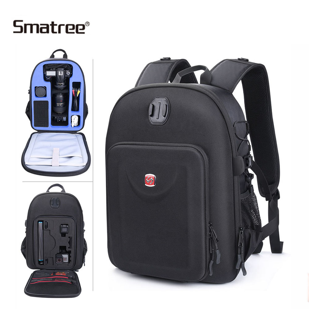Smatree CP2500 Newest Backpack design for Nikon D3400/D7200