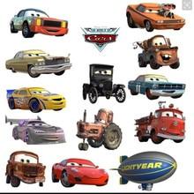 Горячая Распродажа, автомобили disney Pixar Cars 2 3 Mater 1:55, литая под давлением модель автомобиля из металлического сплава, подарок на день рождения, развивающие игрушки для детей, мальчиков
