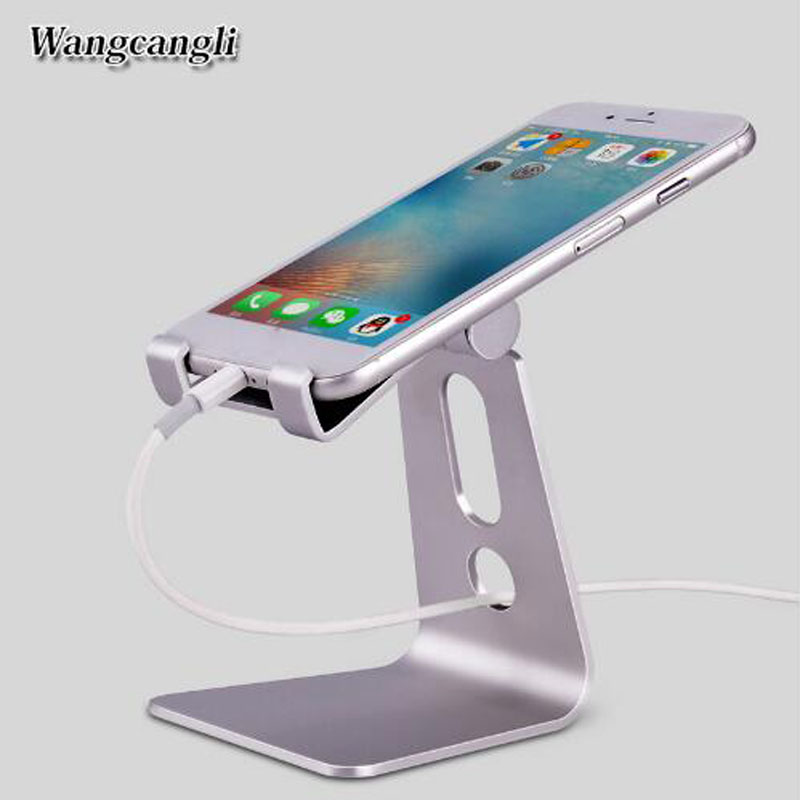 Mobile Phone Holder Stand for iPhone 8 X 7 Foldable Phone Stand for Samsung Xiaomi Tablet Holder Cell Phone Desk Holder mobile phone