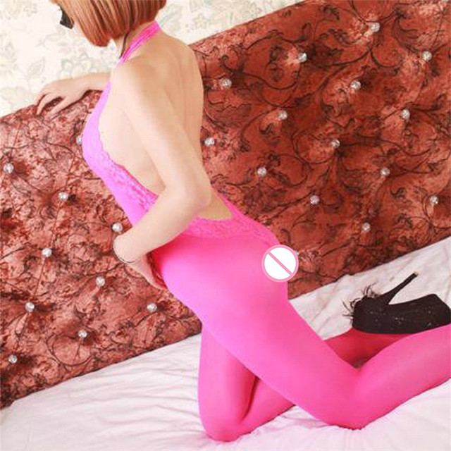 Sexy Lingerie Hot Body stockings Sexy Men's Body Pantyhose Open Crotch Tight Stockings Transparent Pantyhose Sexy Costumes BA055