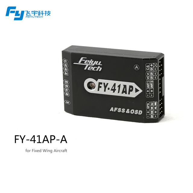 FeiyuTech official store ! Best choice for fpv and uav rc parts fy tech FY-41 AP-A autopilot for fixed wing