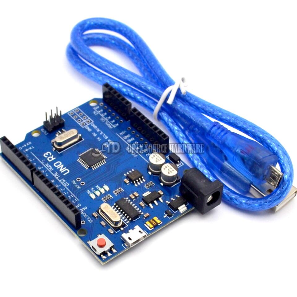 2015 newest UNO R3 development board  improved version SCM ATMEGA328P