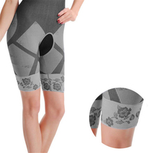 Mulheres de Slim Beleza Carvão Corpo Barriga Cintura Bodyshaper Shapewear Corpo Inteiro Sem Costura Fina 09WG