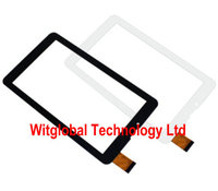 2PC Lot New Oysters T72HM 3G HK70DR2299 V02 HK70DR2299 V01 Tablet Touch Screen Digitizer Panel