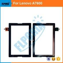 1PCS For Lenovo a7600 Contact Display screen Panel Digitizer Glass Lens Sensor Restore Components Alternative