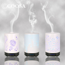 цена на Ceramics Aromatherapy humidifier essential oil diffuser ultrasonic quiet  Home Office Living Room Spa Yoga Send a friend's gift