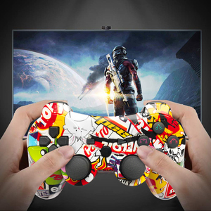 Image 5 - Bluetooth Wireless Joystick for PS3 Controller Fit For mando ps2 Console For Playstation Dualshock 3 Gamepad For PS3 Console