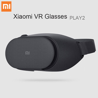 100% Xiaomi VR 2 Original Mi VR Virtual Reality Glasses Immersive 3D Glasses For 4.7-5.7 inch Smart Phones for iphone xiaomi