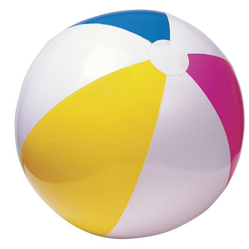 40cm Blow Up Toy Loot//Party Bag Volleyball Game Fun Inflatable Beach Ball