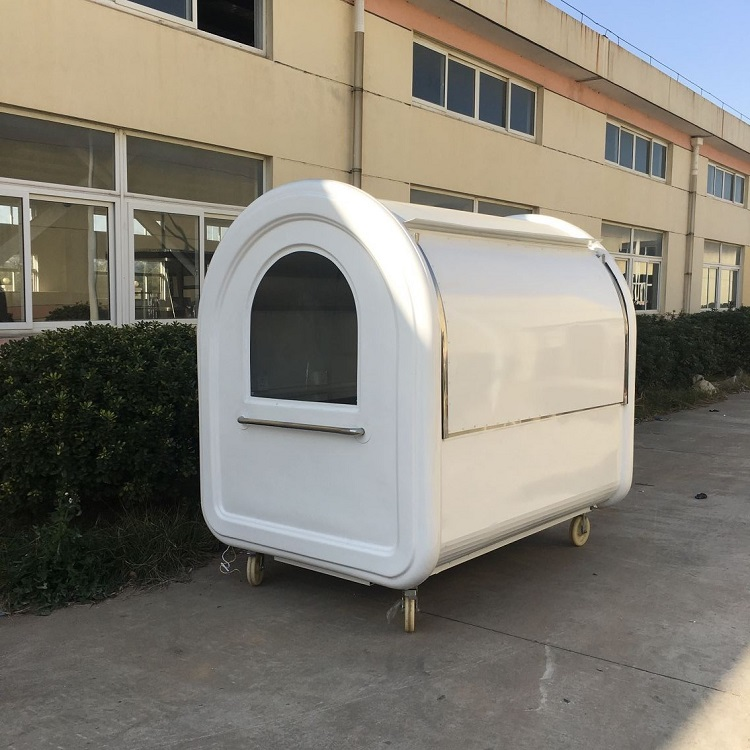 US $2600 0  KN 220A food trailer/cart with free shipping by sea to Qatar-in  Food Processors from Home Appliances on Aliexpress com   Alibaba Group