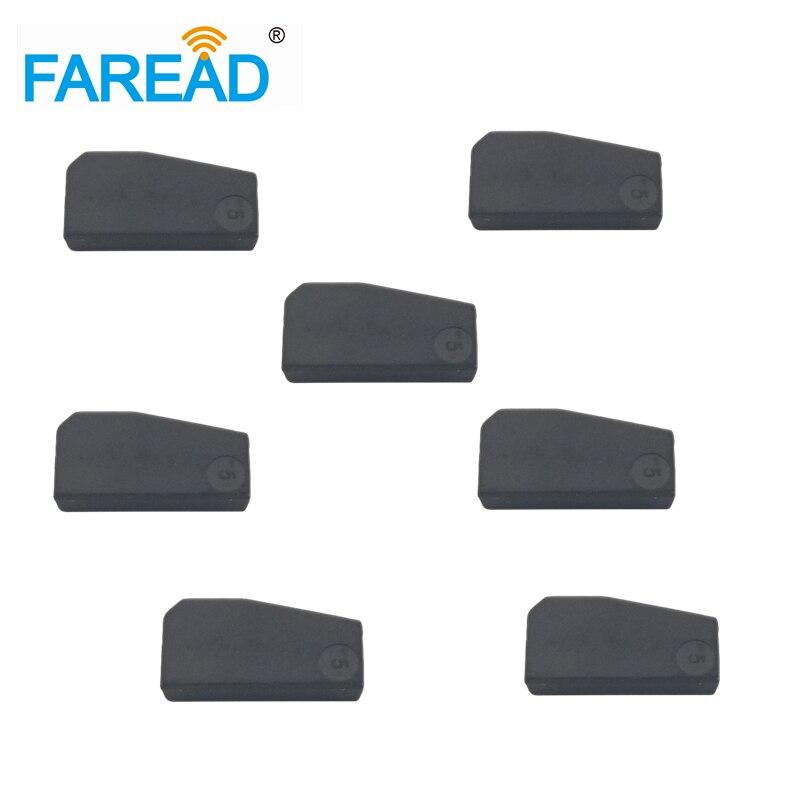 Free Shipping High Quality 4D63-80bit Transponder Chip ID83 Ford Mazda Car Key OEM