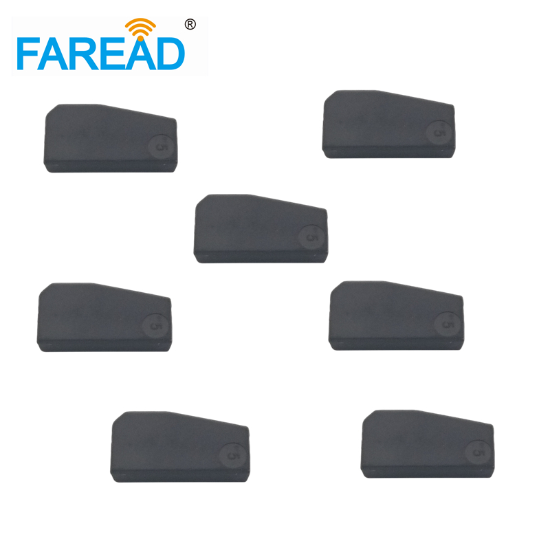 Free shipping x10pcs Transponder Chip 4D63 80bit ID83 Ford Mazda Car Key OEM free shipping x5pcs pcf7935 pcf7935as aa original id40 transponder tag ic car key