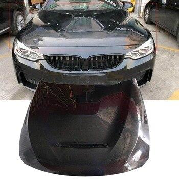 F80 M3 Cartilha FRP fibra de Carbono/fibra de carbono/fibra de carbono completo capa da tampa do motor bonnet hoods para BMW f80 M3 F82 M4 2015-2018