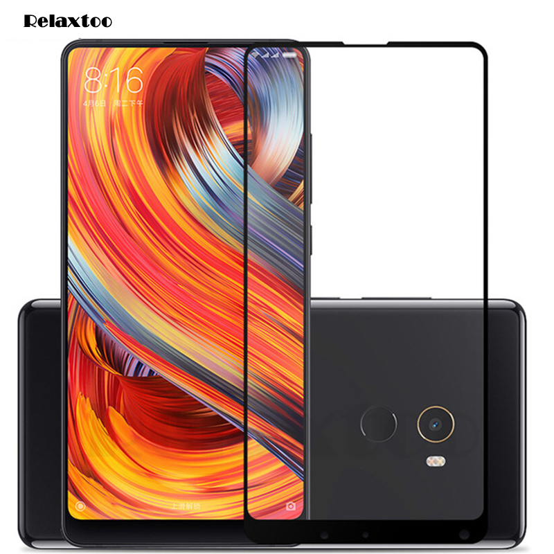 Protective Glass On The For Xiaomi Mi Mix 2 2s 3 Full Cover Tempered Glass Screen Protector Xiomi Mix2 Mix2s Mix3 Display Film