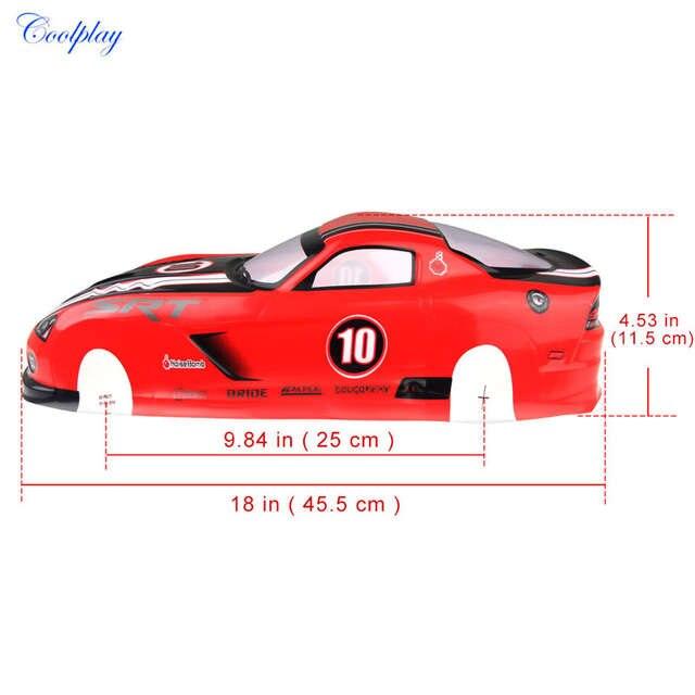 Online Shop 1 10 Rc Car Accessories Parts 1 10 Scale Rc Car Body