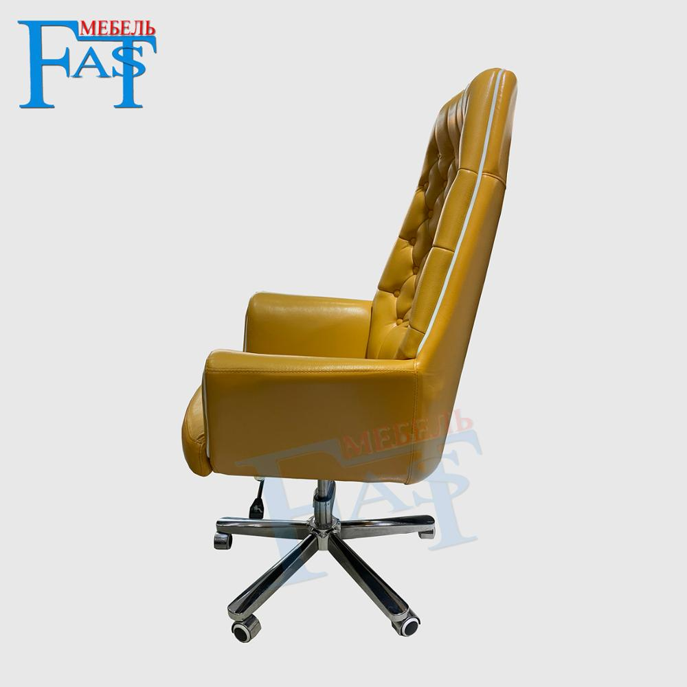 Купить с кэшбэком New style office armchair home armchair computer armchair leather armchair swingable armchair with lift and swivel function