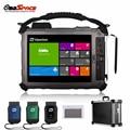 Original Vpecker V8.7 OBD2 Auto Diagnostic Tool Full Systems Diagnostic Scanner with XPLORE IX104 Touch Screen Car Diagnostics