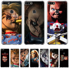 Funda para teléfono CHUCKY HORROR iglesia de CHUCKY Kids PLAY MOVIE DIY para Honor Note 6a 7X 7C 7A 9 10 lite Pro 2 GB 3 GB 8X(China)