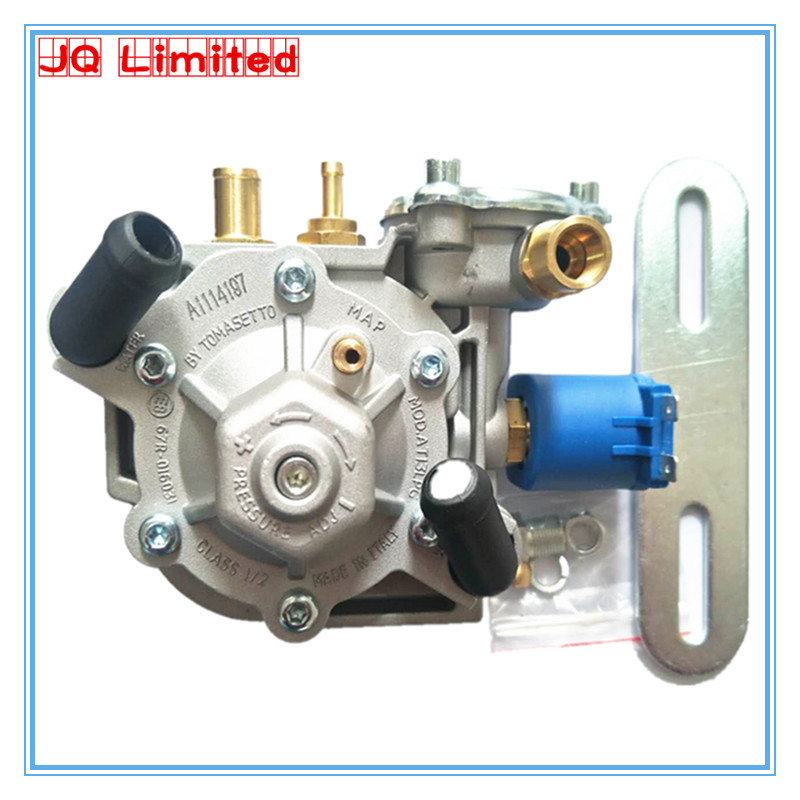 Propane Lpg Gpl Regulator At For Sequential Injection Conversion Kit Gas Pressure Reducer Electronic Reducer Valve on Gas Pressure Sensor