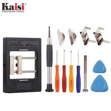 Kaisi-1200 Precision Fixture Mobile Phone Circuit Board Repair Tools BGA PCB Rework Station Holder Screwdriver Kit  цена 2017