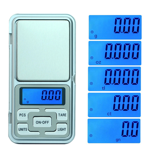 500g/300g/200g x 0.01g Mini Po
