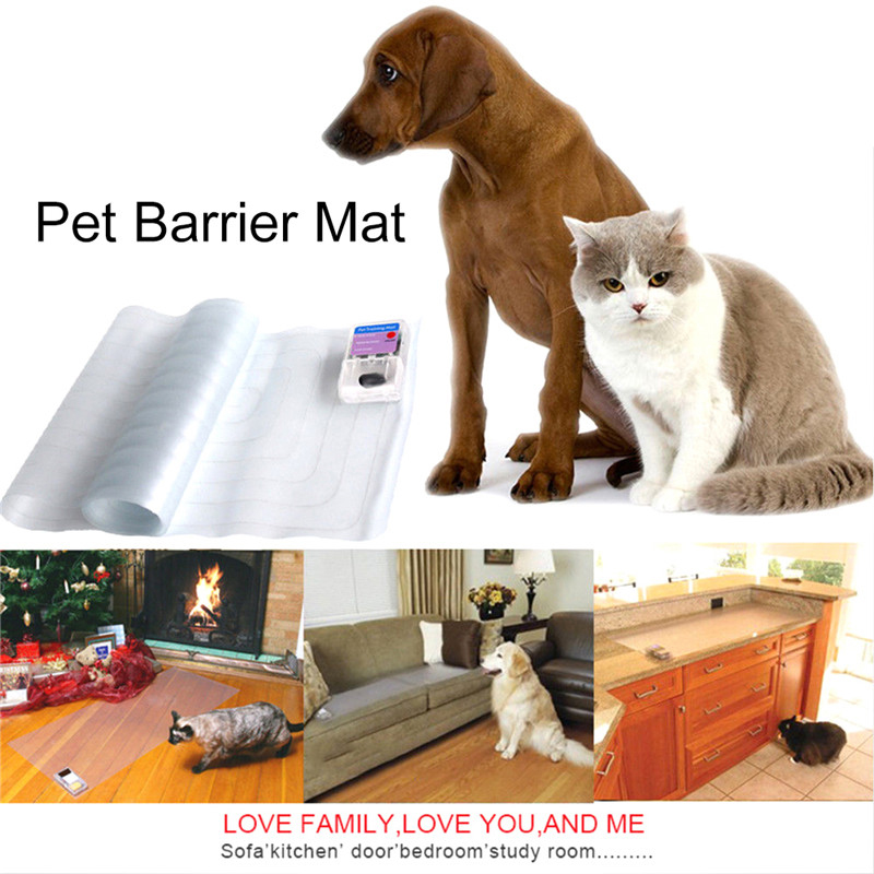 Pet Training Electrostatic Isolation Blanket Cat Dog Training Equipment Prevent Pets Damage Protected Areas Pet Barrier Mat New
