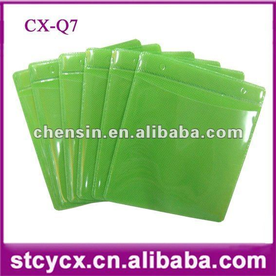 PP DVD SLEEVE 100pcs/bag  colorful Paper sleeve and envelop for 1 disc CD or DVD free shipping