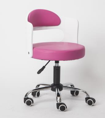 Луи Модные Офисные стулья из цельной древесины подъемная маленькая Квартира Компьютер современный минималистский студенческий обучающий стол Небольшой Поворотный - Цвет: G10