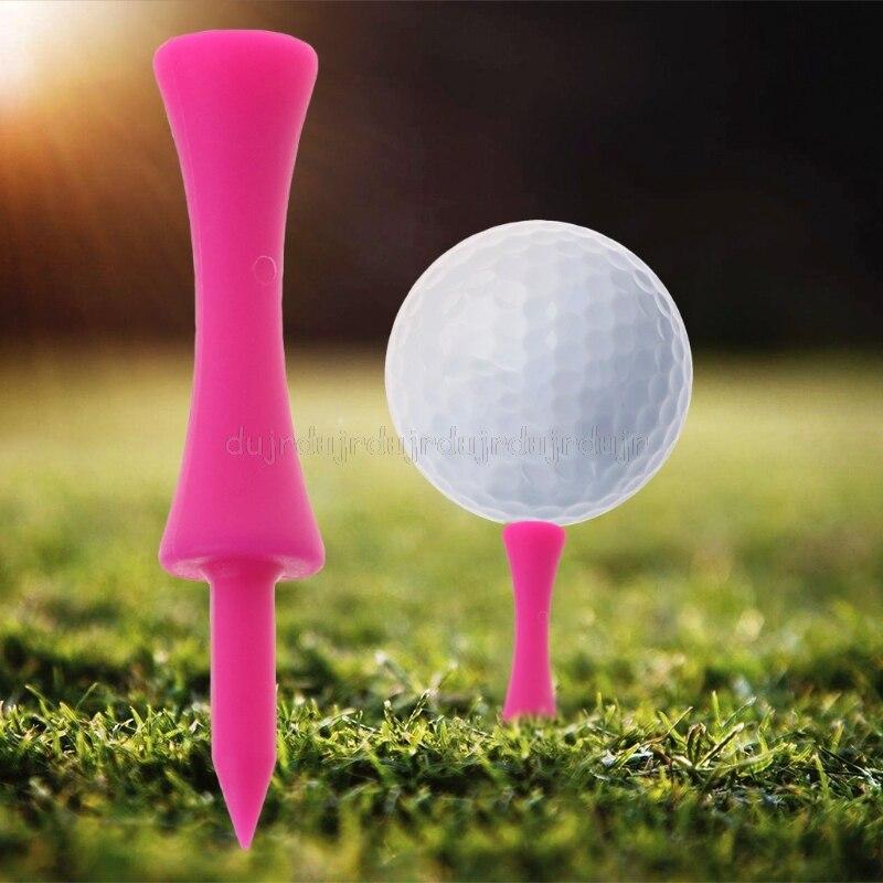 10 шт. Пластик профессиональный гольф вешалки для футболок обучение аксессуары 5,7 см Открытый N21 челнока