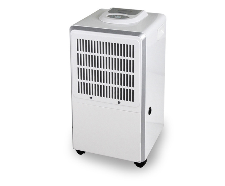 Industrial Dehumidifier 220V Commercial Air Cooling Dehumidifier Equipment For Office Living Room Warehouse Basement