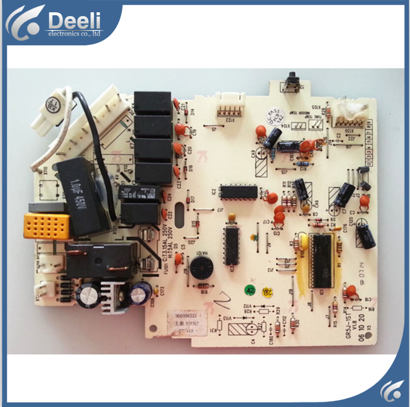 Подробнее о 95% new good working for air conditioning computer board 5J53C 300556221 pc board control board on sale 95% new good working for air conditioning computer board a742148 a742498 a741495 a741358 a71814 pc control board on sale