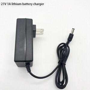 Image 5 - Carregador de carregador 16.8v 21v 8.4v 12.6 12v, dc 5.5*2.1mm 2a 18650 carregador de bateria de íon de lítio, ip, câmera, cctv