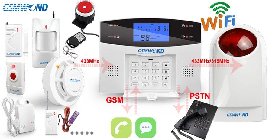 3. Support 100 wireless detector,