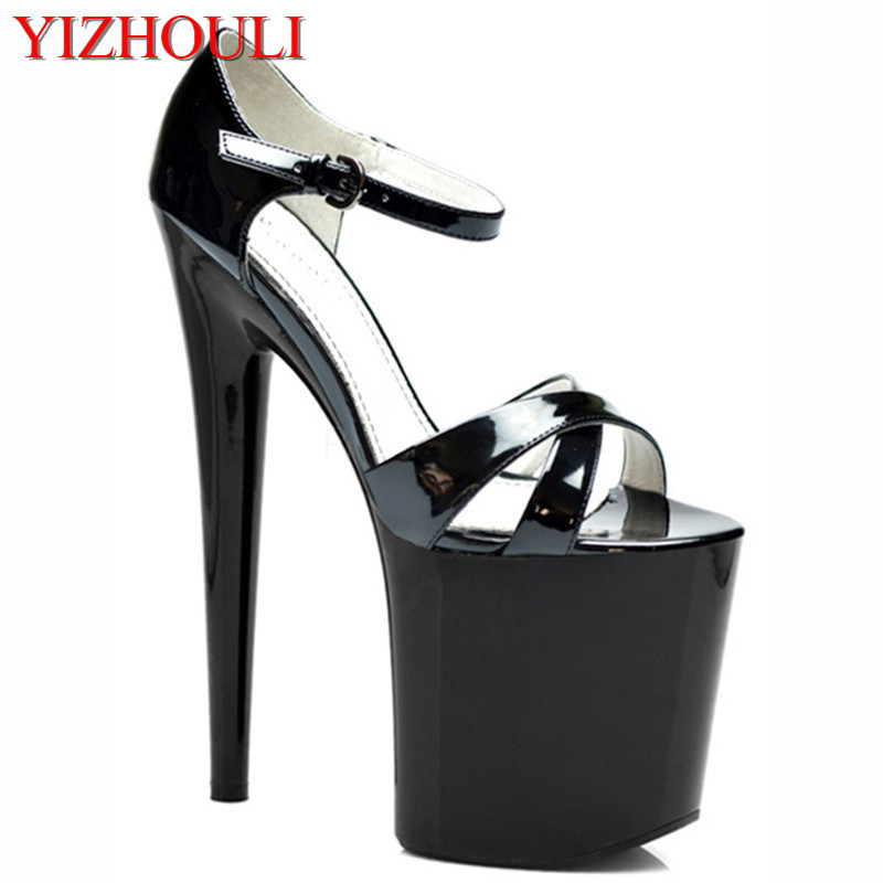 Big bow tie pump 2018 butterfly size shoes women 18-20cm high heels women shoes are Dance Shoes