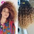 Малайзийские Виргинские Волосы Глубокая Волна 4 Bundle Предложения Класса 8а Необработанные Virgin Человеческих Волос Дешевые Ombre Плетение Волос Ishow Hair