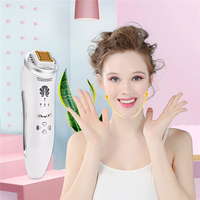 RF Radio Frequency Skin Face Care Lifting Tightening Wrinkle Removal Facial Lifting Whitening Rechargeable Body Massage Machine