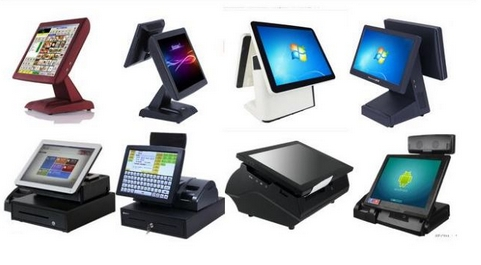 All In One Pos System Retail Pos System Top Quality POS / EPOS Terminal
