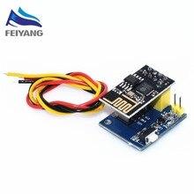 ESP8266 ESP01 ESP 01 WS2812 RGB LED Controller Module for Arduino IDE WS2812 Light Ring Smart