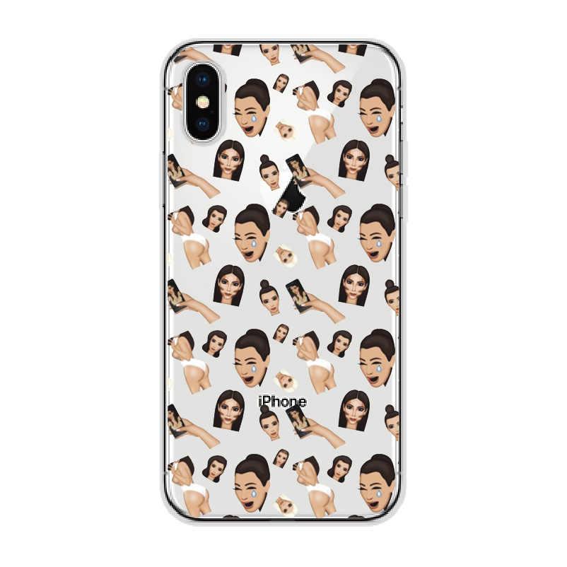 coque iphone xs max kim k