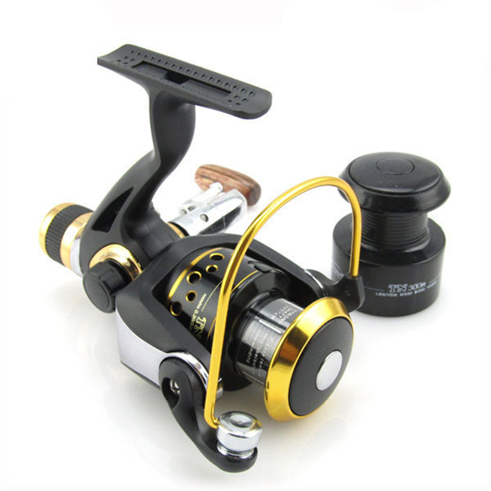 цена на Carp Fishing Reel 5.1:1 9+1 Ball Bearings Left/Right Interchangeable Collapsible Handle Sea Fishing Pre-Loading Spinning Wheel