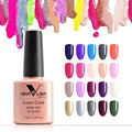 #61508   Venalisa Free Shipping UV Gel Polish 60 Colors Environmental  Nail Gel Polish  7.5ml Soak Off  Color Gel Polish