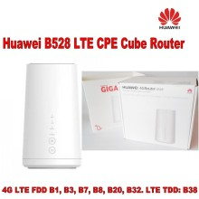 Huawei Orignal and B593S-22 LTE TDD wireless broadband router plus 4g antenna