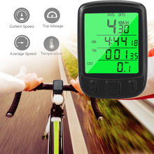 Bicycle Speedometer Cycling Supplies for Odometer Clock Riding Equipment Stopwatch Computer waterproof